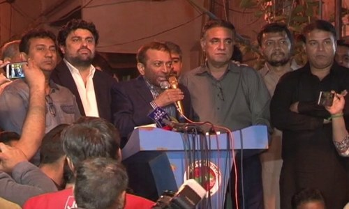 Farooq Sattar offers to draft a new list of candidates for Senate elections