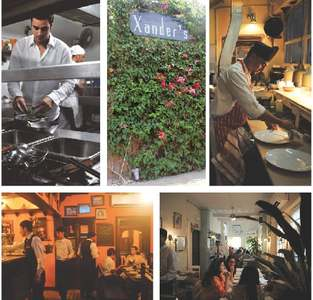 EPICURIOUS: EATING OUT IN KARACHI