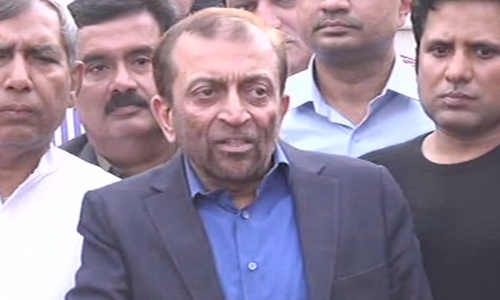 Farooq Sattar dissolves MQM Rabita Committee, calls for fresh intra-party polls on Feb 17