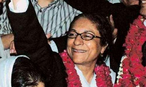 In pictures: Asma Jahangir, a fierce champion of human rights