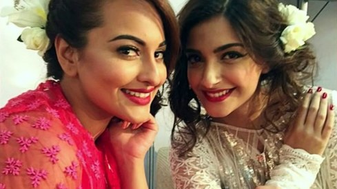 Sonam Kapoor apologises to Sonakshi Sinha for showing her attitude
