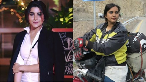 Sohai Ali Abro's Motorcycle Girl gets a release date