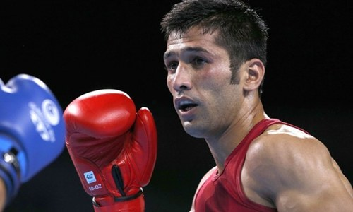 Lack of support, finances see boxing star Waseem deprived of world title shot