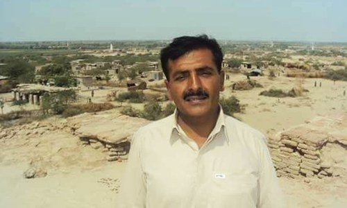 Journalist working for Sindhi daily whisked away from Badin