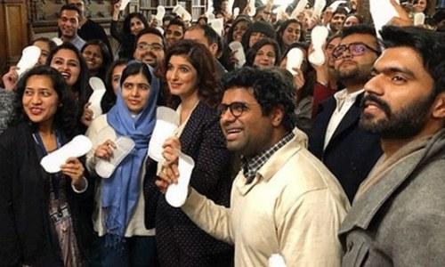 پاکستان میں پابندی کی شکار فلم ملالہ کو دکھائی جائے گی