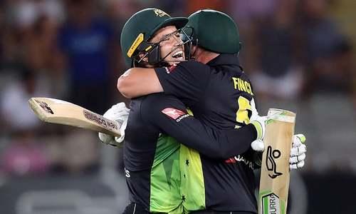 Australia rewrite T20 record books with successful run chase