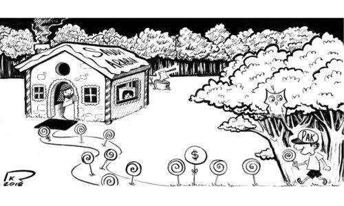 Cartoon: 17 February, 2018