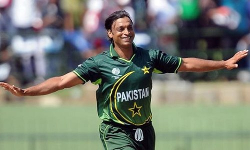 Shoaib Akhtar named brand ambassador, adviser to PCB chief