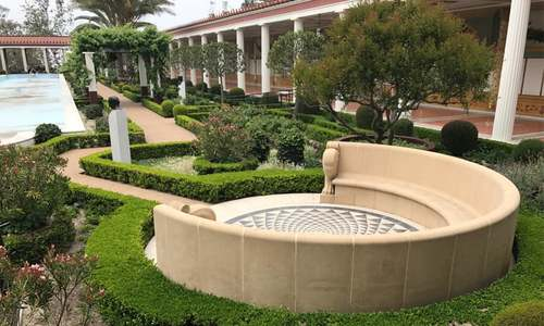 TRAVEL: ANCIENT ROME IN LOS ANGELES