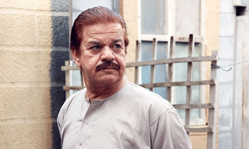 A tribute to friend, actor Qazi Wajid