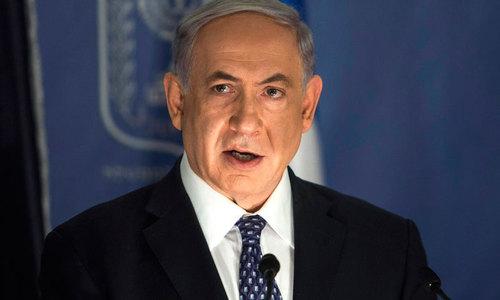 Do not test Israel, Netanyahu tells 'tyrants of Tehran'