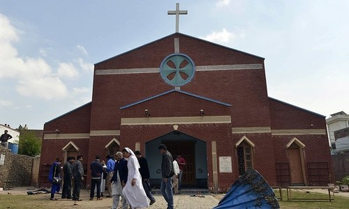 4 killed in Dagestan church shooting