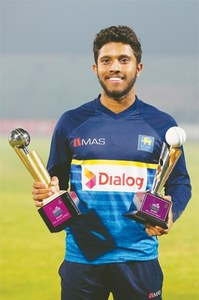 SL complete sweep with victory in second T20