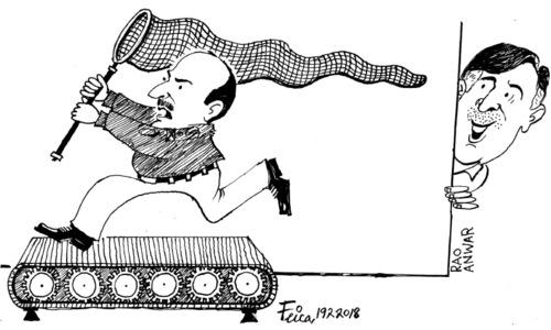 Cartoon: 19 February, 2018