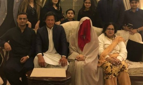 Twitter weighs in on Imran Khan's third attempt to find 'personal happiness' in marriage
