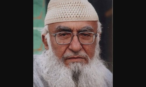 Pir Sialvi suffers brain haemorrhage
