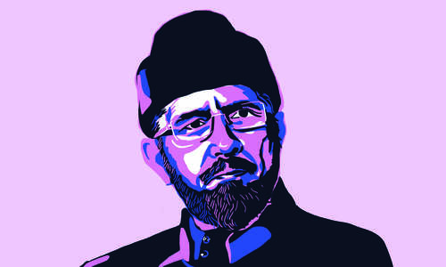 Agitator at large: Tahirul Qadri