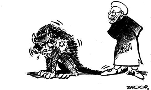 Cartoon: 20 February, 2018