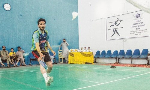 'Pakistan have the talent to make badminton quarters at CW Games'