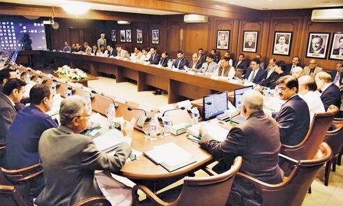Sindh cabinet decides to resist privatisation of PIA, PSM