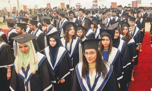 428 HEC scholars sent abroad are absconding, Senate body told