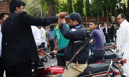Firing at Lahore sessions court; 2 lawyers shot dead