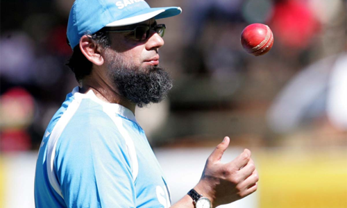 Saqlain Mushtaq urges ICC to help bring cricket back to Paksitan