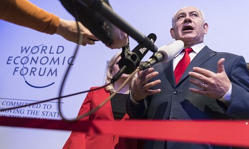 Two Netanyahu associates accused of paying media outlets for favourable coverage