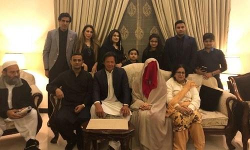 روحانی عمران خان