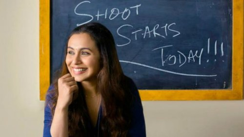 Rani Mukherjee fights against discrimination in title track from Hichki