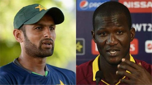 Twitter isn't amused at Shoaib Malik's racist dig at Darren Sammy