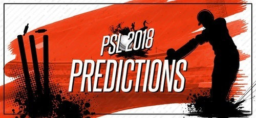 Pakistan's top sports journalists predict the outcome of PSL 2018