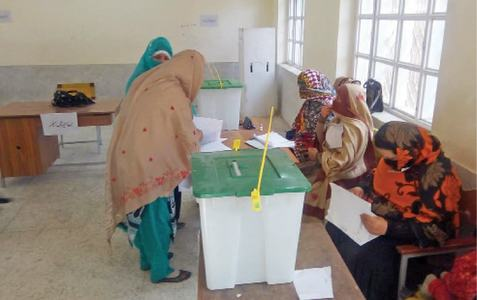 Disenfranchisement trend ends in Dir