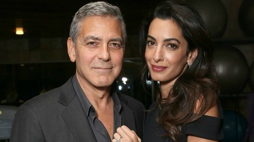 George and Amal Clooney donate $500,000 to student gun reform march