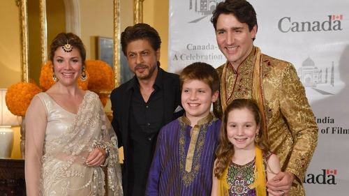 Justin Trudeau parties with Bolly celebs during his India trip