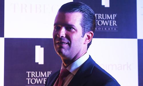 Trump Jr claims family business lost 'millions of dollars' due to presidency