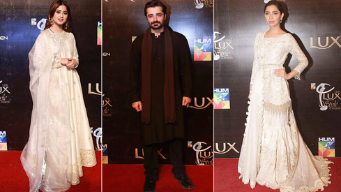 These 12 divas attempted desi looks on the LSA red carpet. How did they fare?
