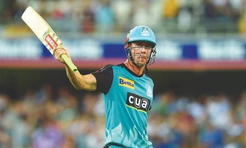 Lahore Qalandars' Chris Lynn ruled out of PSL: reports