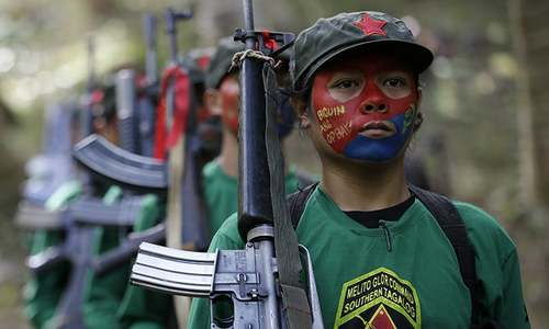 Philippine officials demand courts to declare communist party as terrorist organisation