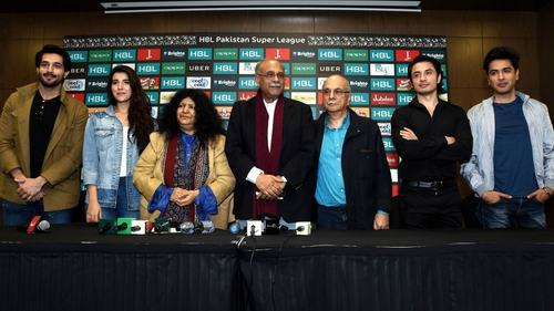 Shehzad Roy, Hareem Farooq and more reveal their PSL faves