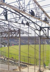 Optimism aplenty as NSK renovation work for final speeds up