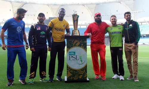 Pakistan Super League 2018 kicks off today – here's what's in store