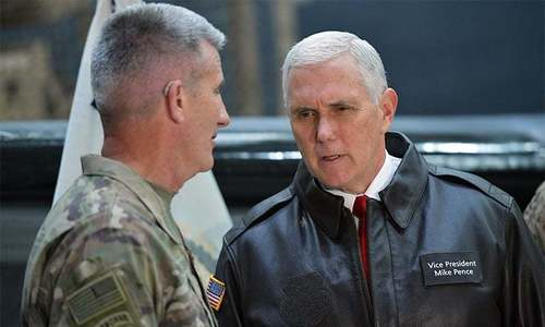 N. Korea nixed Pence meeting after tirade