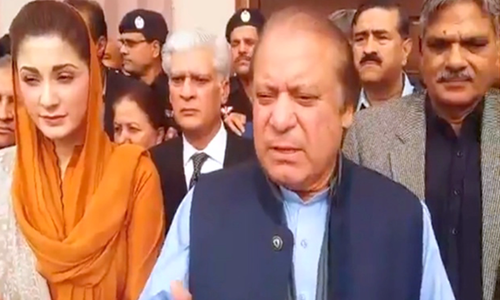 'Deliberations underway to disqualify me from politics for life,' Nawaz claims after SC ruling