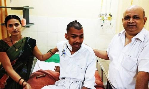 Indian surgeons remove 'heaviest recorded' brain tumour