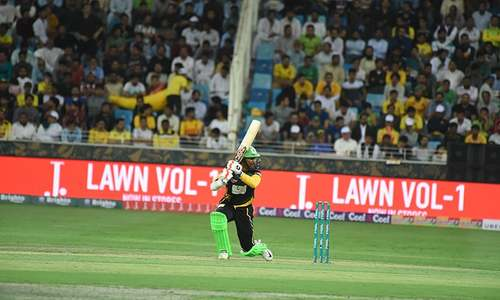 PSL 2018 opener: Sultans in commanding position as match heads into business end