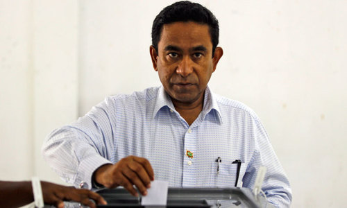 Maldives warns India to 'refrain' from interfering in political crisis