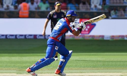 PSL 2018: Karachi Kings off to steady start against Quetta Gladiators in Dubai