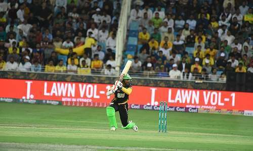LIVE: Sangakkara, Shehzad give Multan Sultans a flying start against Lahore Qalandars