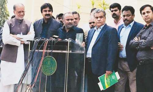 Seven MQM, PTI defectors return to PA as PSP members